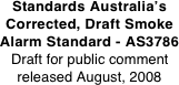 Standards Australia's